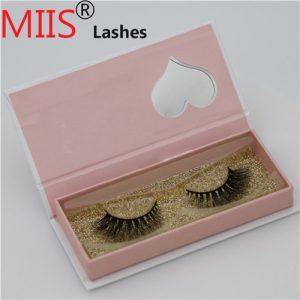 color mink fur lashes manufacturer